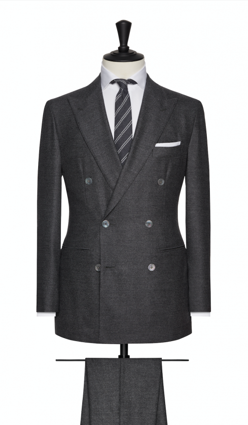 Taste of Freedom by Loro Piana – Double-Faced Mooving Suit-0