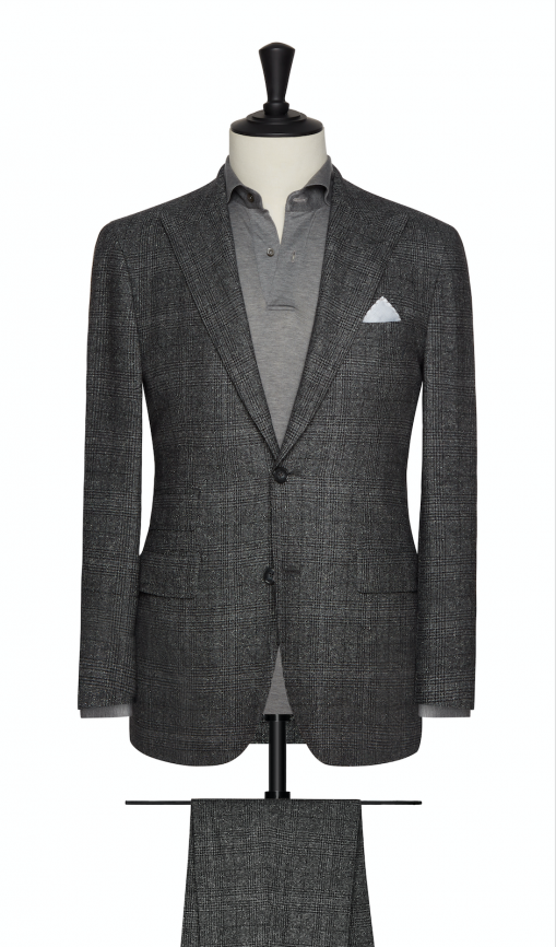 Wool & Silk by Loro Piana – Silk Air Suit-0