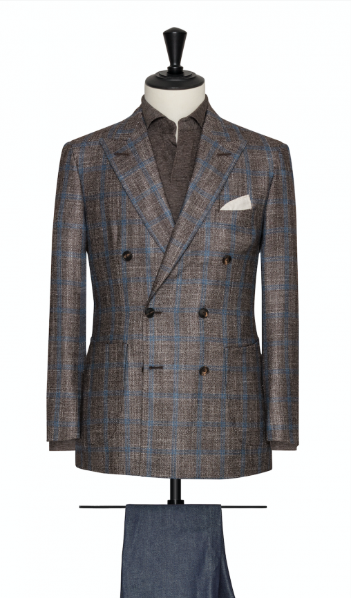 Wool & Silk by Loro Piana – Silk Air Jacket-0
