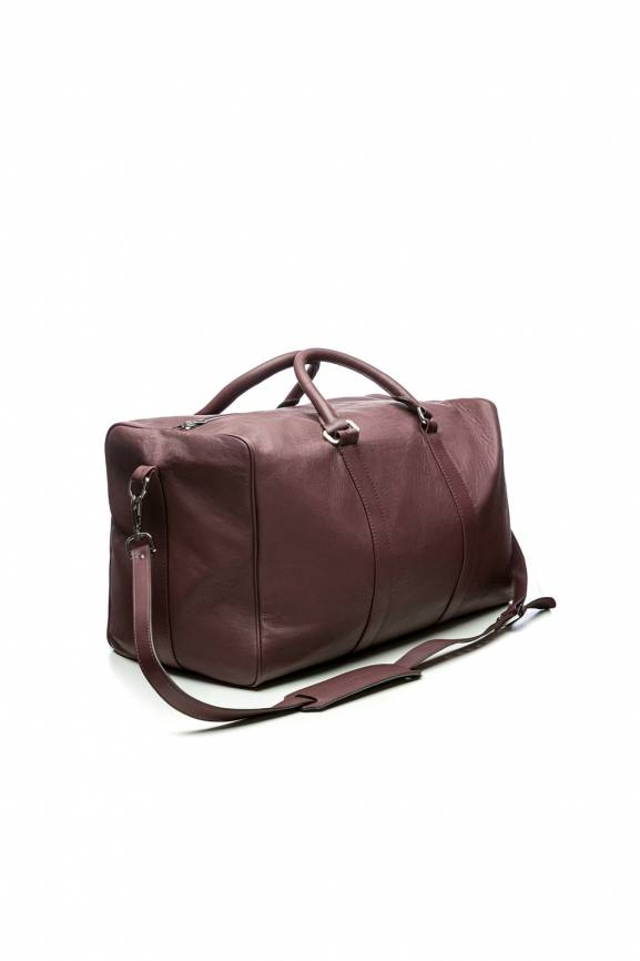 Bordo Duffel Bag Leather-0