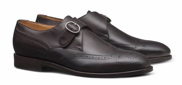 Single Monk  Brogue-0