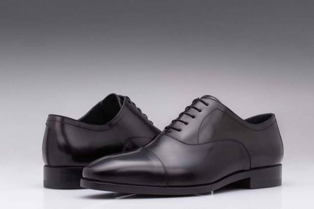Pantofi Royal Oxford Italian Calf Leather-0