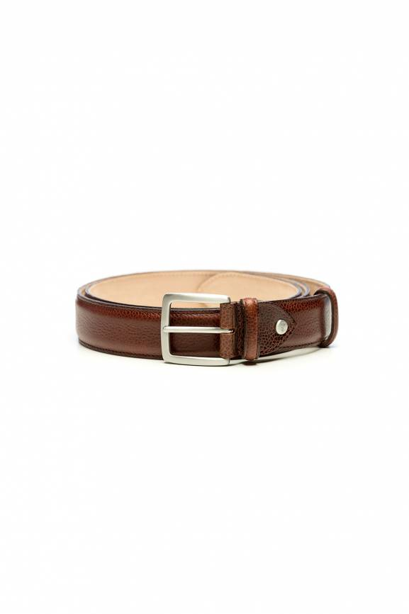 Calvay Matching Belt Leather-0